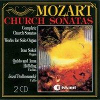 WOLFGANG AMADEUS MOZART - Church Sonatas