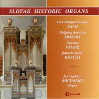 SLOVAK HISTORIC ORGANS
