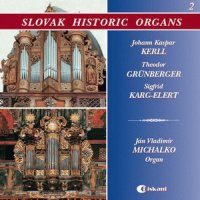 SLOVAK HISTORIC ORGANS 2