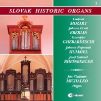 SLOVAK HISTORIC ORGANS 3