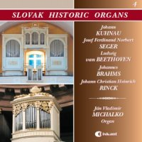 SLOVAK HISTORIC ORGANS 4