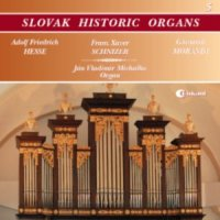 SLOVAK HISTORIC ORGANS 5