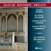 SLOVAK HISTORIC ORGANS 6