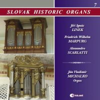 SLOVAK HISTORIC ORGANS 7