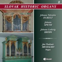 SLOVAK HISTORIC ORGANS 8