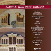 SLOVAK HISTORIC ORGANS 9