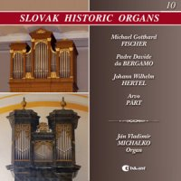SLOVAK HISTORIC ORGANS 10
