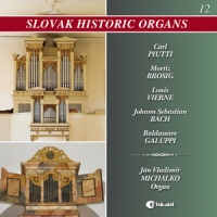 SLOVAK HISTORIC ORGANS 12
