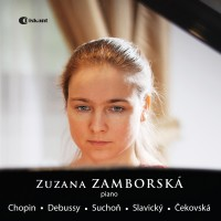 ZUZANA ZAMBORSKá - piano